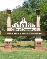 source: City of Decatur.