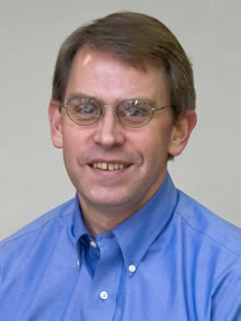 R. Paul Johnson will become the new director of the Yerkes National Primate Research Center. Source: Emory University