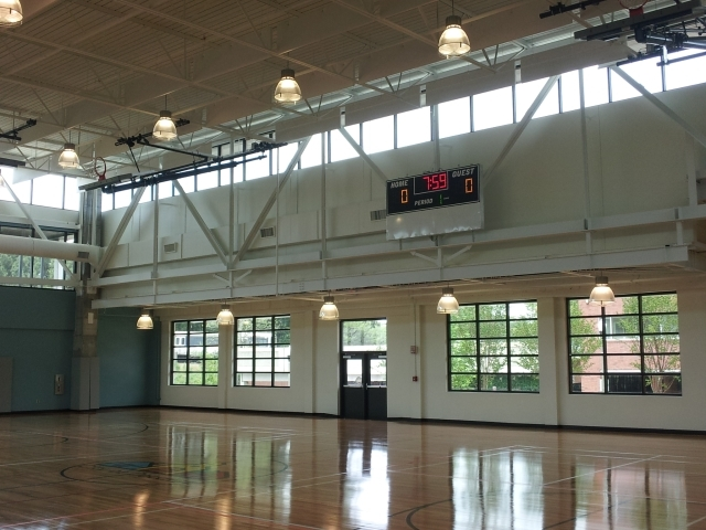 Decatur Beacon Municipal Center - Ebster Recreation Center Basketball Court Gym