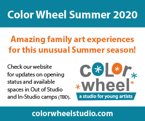 Color Wheel Summer Camp